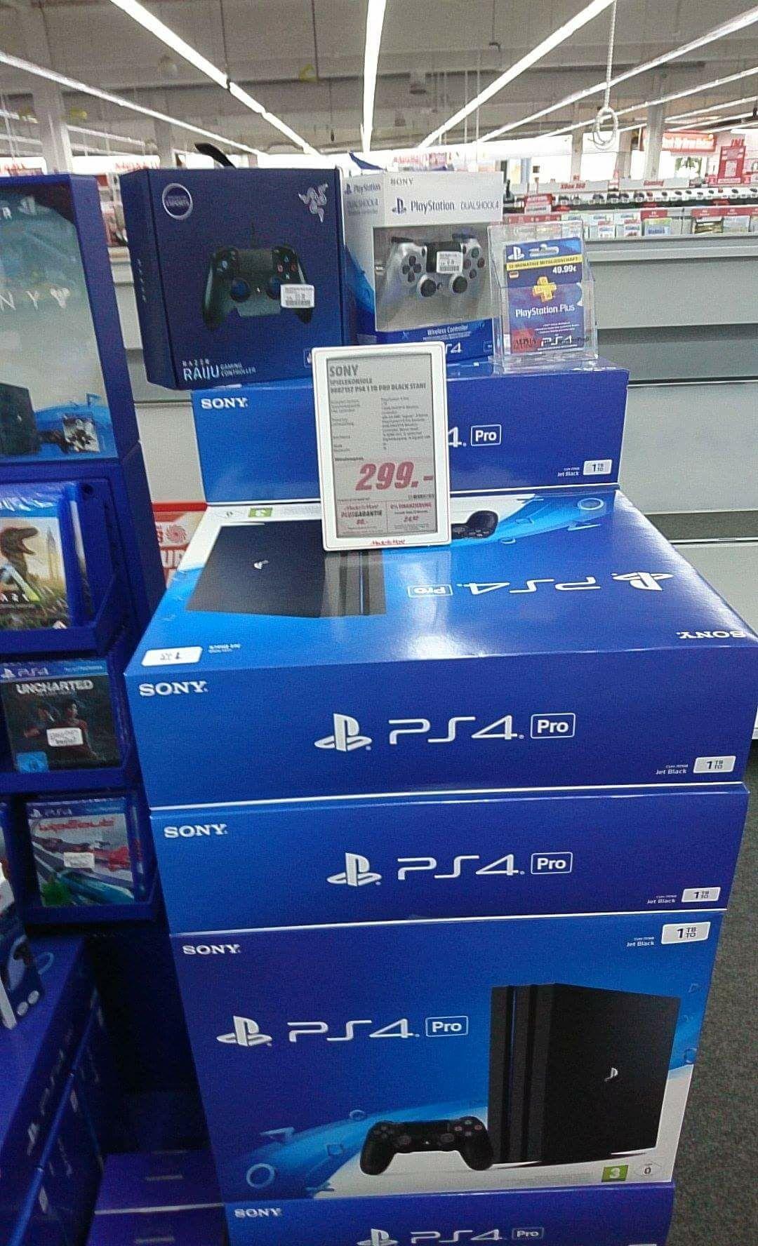 Ps4 Pro 299€