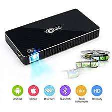 TOUMEI C800 Portable Smart DLP LED Projector Android 4.4