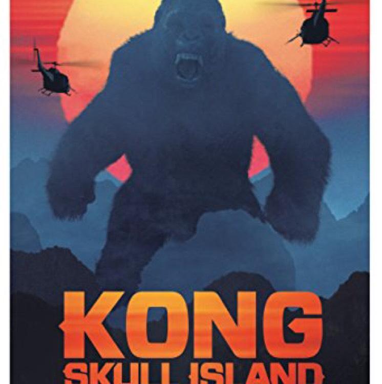 [Amazon Prime] Kong: Skull Island 3D Steelbook