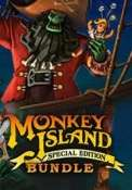 LucasArts Adventure Pack (Indiana Jones: Fate of Atlantis + Last Crusade + Loom + The Dig) für 1,78€ & Monkey Island: Special Edition Bundle (1+2) für 2,75€ [Steam] [Gamersgate]