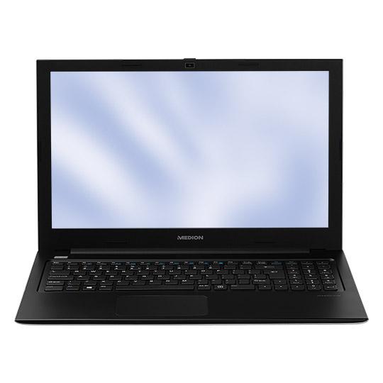 Medion - Notebook Akoya S6219 (MD 60125), 15,6 Zoll, Intel N3700 Quad Core (4x bis zu 2,56 GHz) für 221,95€ [Real.de]