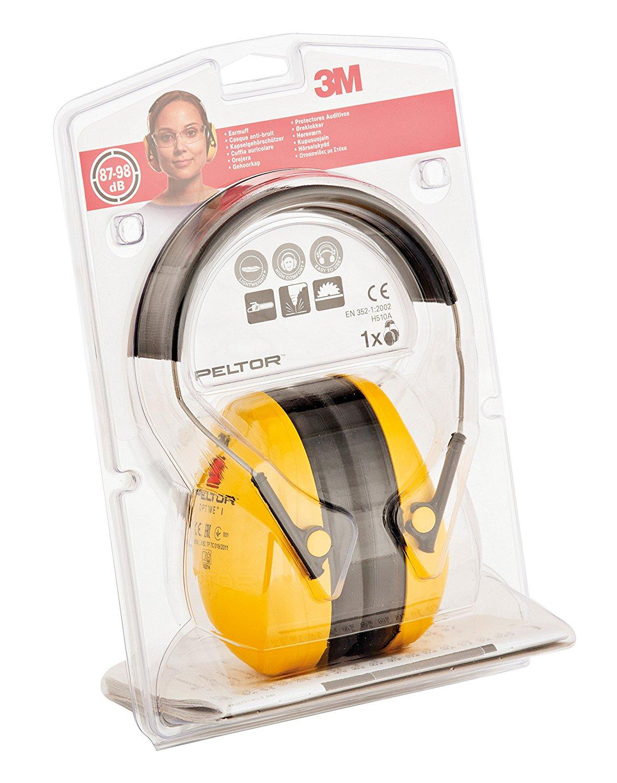 [amazon|Prime] 3M Kapselgehörschützer H510AC Peltor für 11,16€
