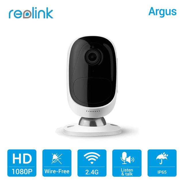 Reolink Argus: Kabellose Überwachungskamera ab 69,01 statt 119,99