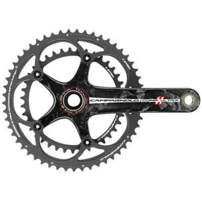 Vollcarbon Tretkurbel Fahrrad / Rennrad Compagnolo Ultra @stadler