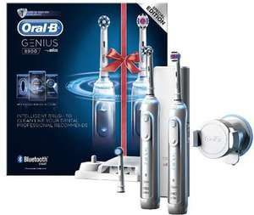 [Conrad offline] Oral-B Genius 8900 – Elektrische Zahnbürste + 2. Handstück für effektiv 44€