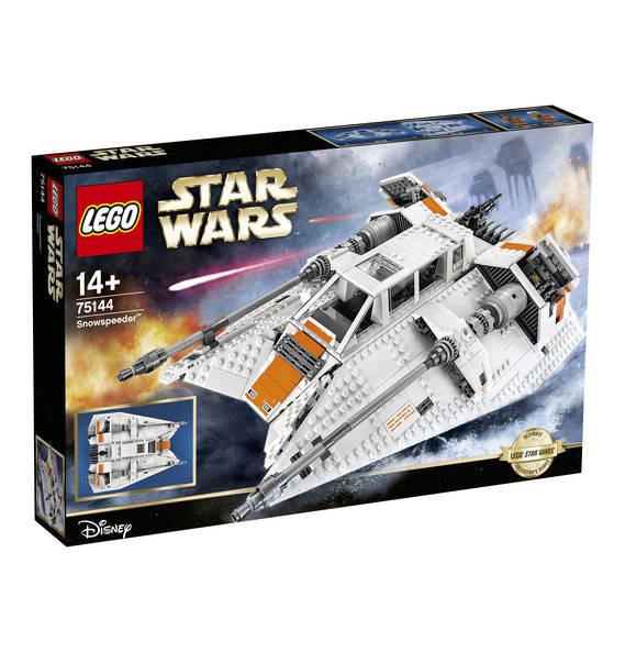 (Galeria Kaufhof) LEGO Star Wars 75144 UCS Snowspeeder für 164,99€ (Newsletter Rabatt) + 20€ Gutschein!
