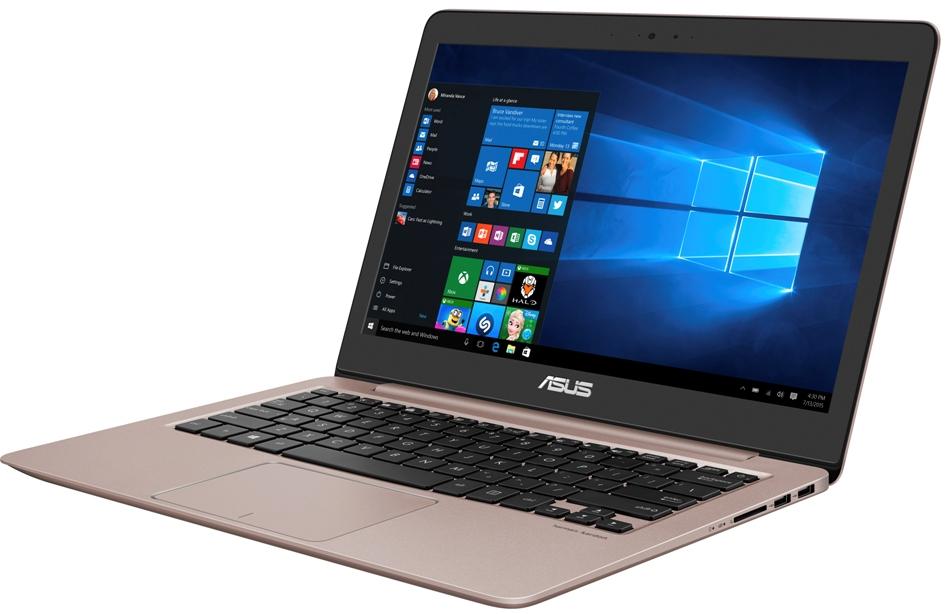 "Asus Zenbook UX310UA-FC755T / 13,3"" Full-HD / Intel Core i5-7200U / 8GB RAM / 256GB / Win 10 / rosegold"