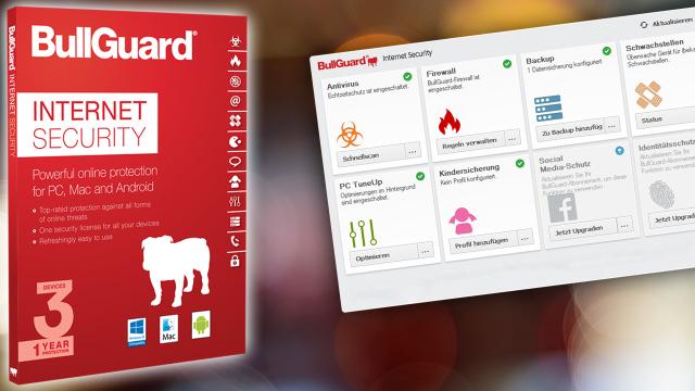 BullGuard Internet Security 17  kostenlose Jahreslizenz bei chip.de