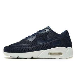 Nike Air Max 90 Ultra 2.0 Breathe in Blau (Gr. 40-48)