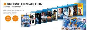 Saturn-Filmaktion: ab 100€ gibt es 50€ Rabatt [Blurays + DVDs]