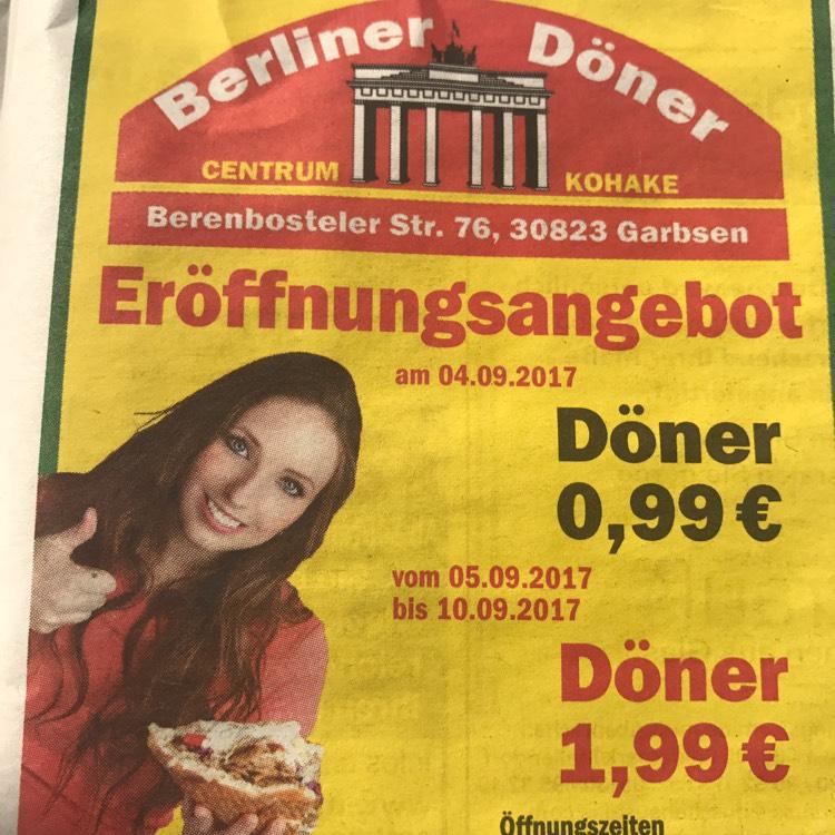 Berliner Döner Hannover-Garbsen
