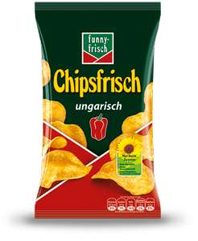 [Combi & Jibi] Funny-Frisch Chipsfrisch ungarisch
