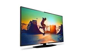 "Philips 55PUS6162/12 TV (55"" 4K Ultra HD,700 Hz, 2 USB, 3 HDMI, LAN + WLAN mit Smart TV, EEK A+) - Medimax"