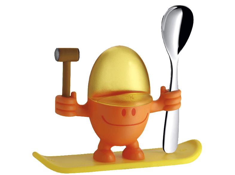 WMF Eierbecher McEgg mit Kappe, Hammer und Löffel (Idealo-Preis ab 11,12€)