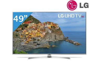 LG 49UJ701V 49 Zoll LCD TV mit HDR bei IBOOD