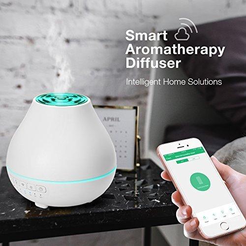 Alexa-fähiger Aroma-Diffuser im Amazon Blitzdeal