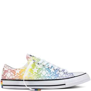 20% auf Converse All Star Pride oder Designed in Italy