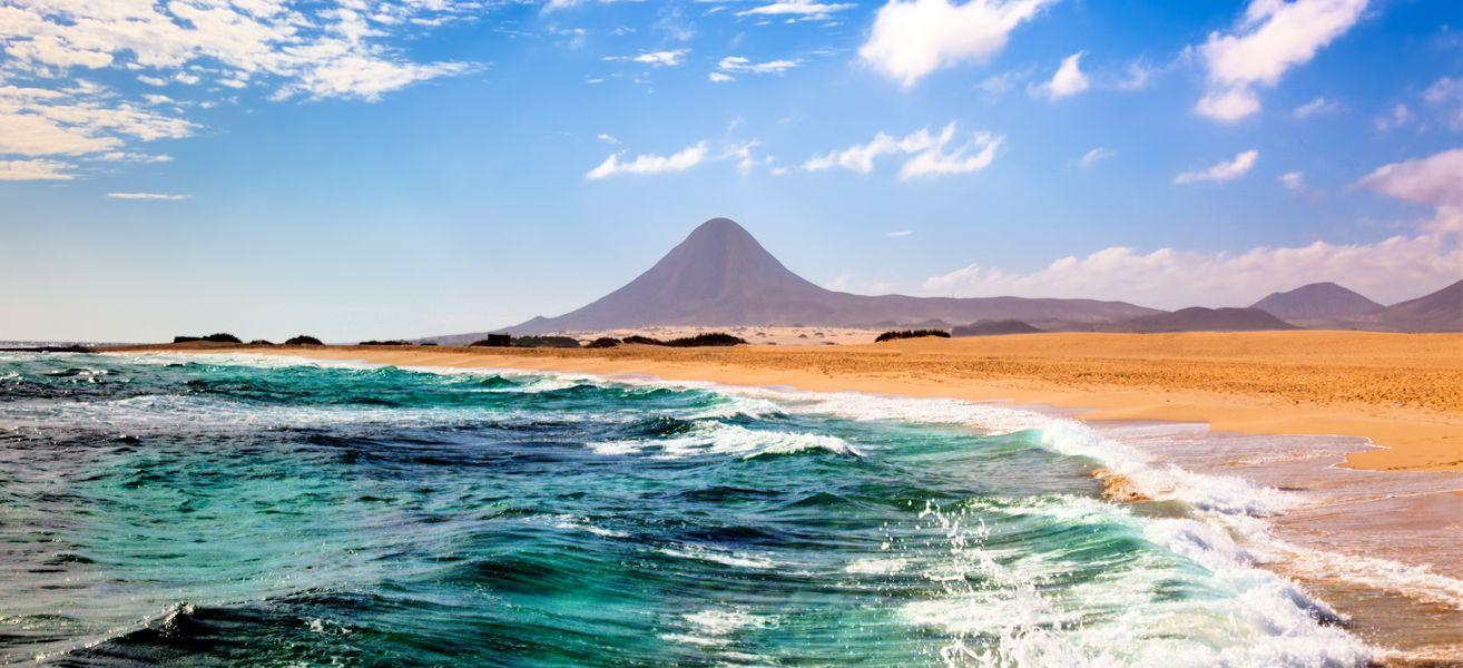 Fuerteventura Hin- und Rückflug für 100€ *für 2 Personen* // 15 kg Freigepäck inklusive