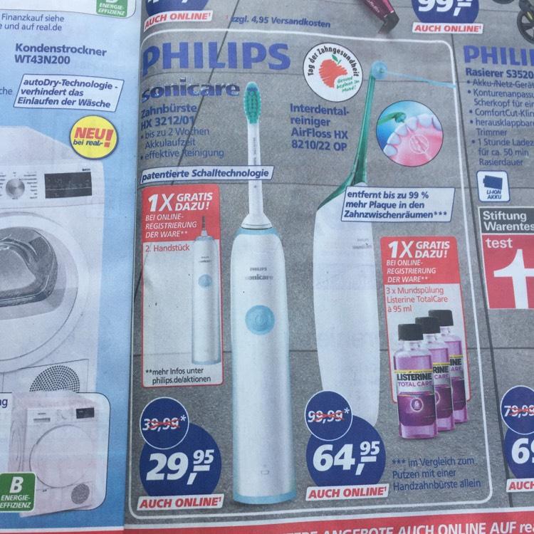 2 Zahnbürsten für 30 Euro!