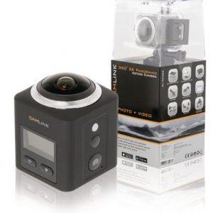 [LOKAL Flösch Emmendingen] CAMLINK CL-AC360 360° 2K Actioncam für 50,- €