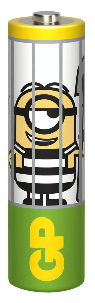 48x GP Batterien MINIONS Mignon AA 1,5 V LR6