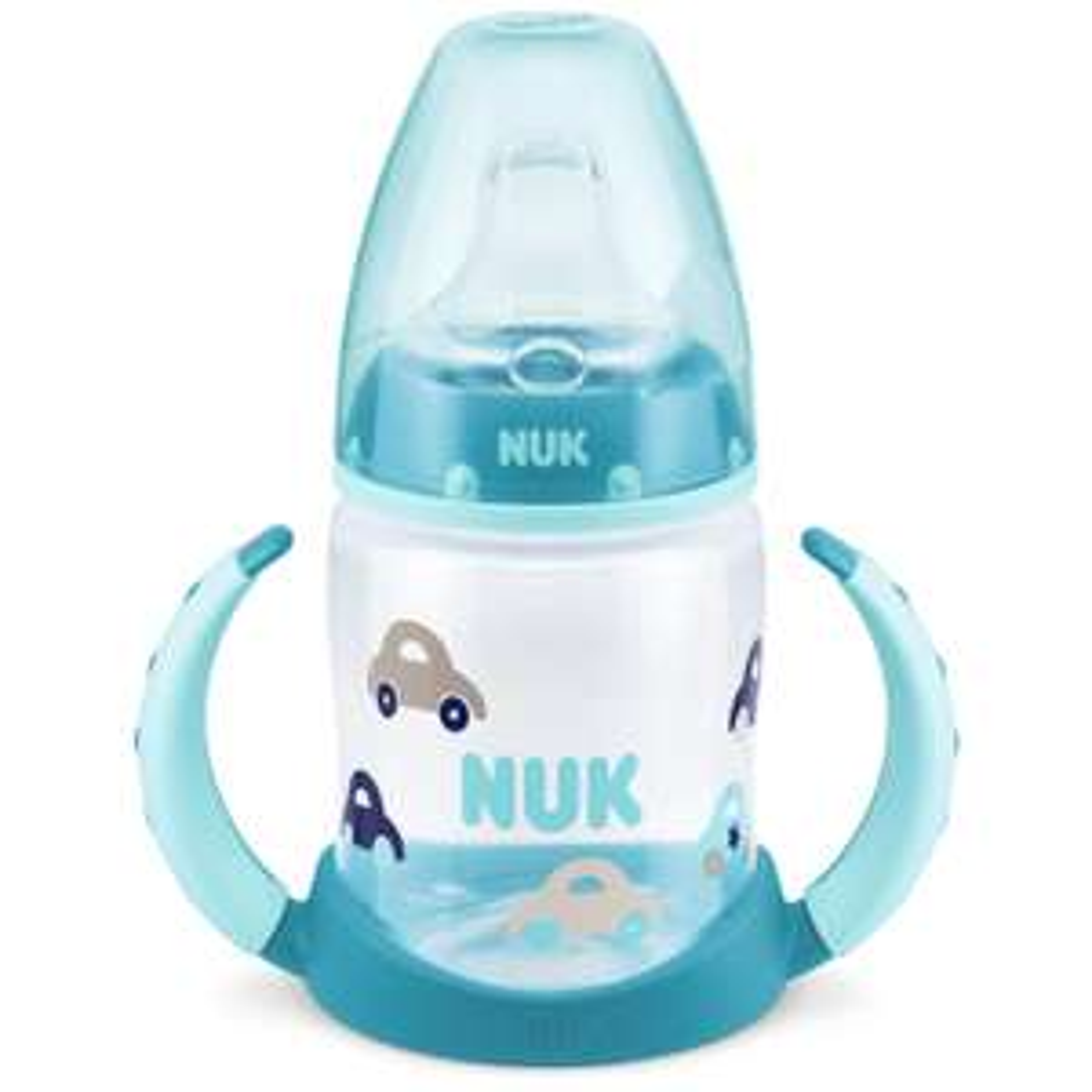 [Aldi Süd] NUK First Choice Trinklernflasche + weitere NUK Flaschen