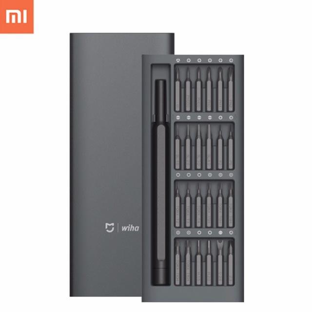 Xiaomi Mijia Wiha Schraubendreher Kit 24 Präzision Magnetische Bits