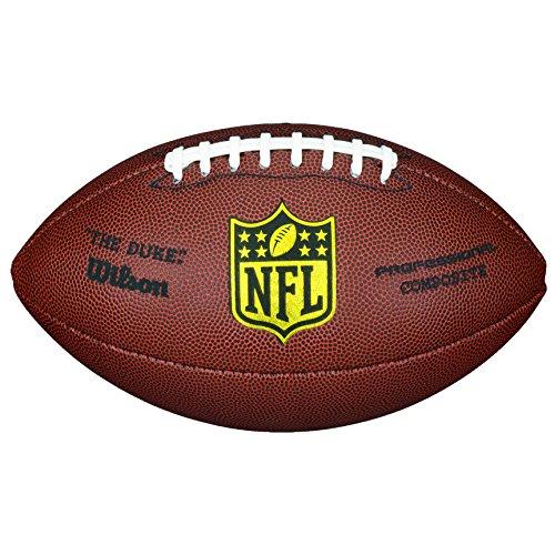 Wilson NFL Duke Replica Football ~56 % günstiger