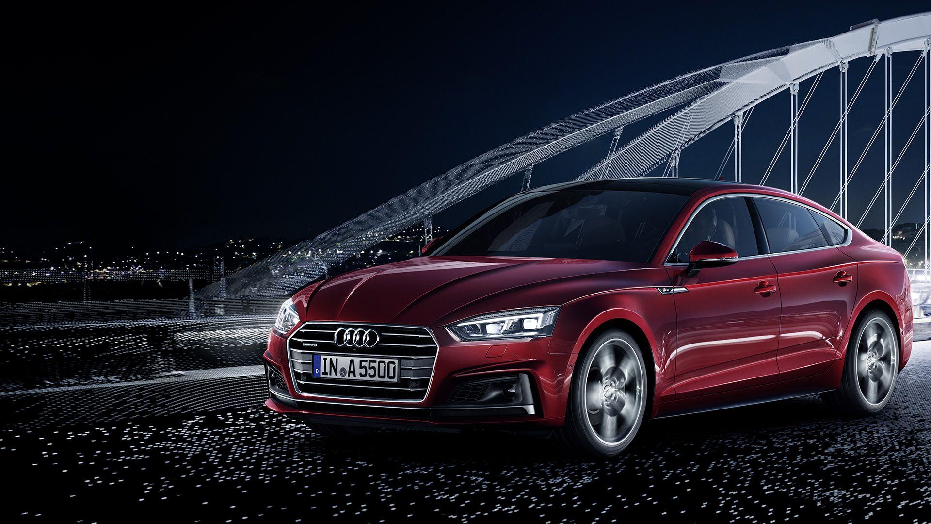 Audi A5 mit maximal 44,44 % Rabatt