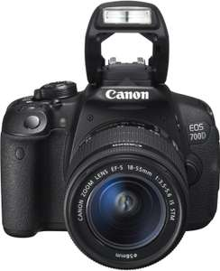 WHD Amazon.it - Canon EOS 700D Kit 18-55 mm IS STM ~337,00€ (Idealo 520,00€)