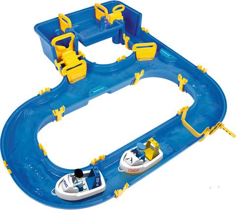 BIG Waterplay Hamburg + Füllprodukt für 29,81€ versandkostenfrei bei [windeln.de]