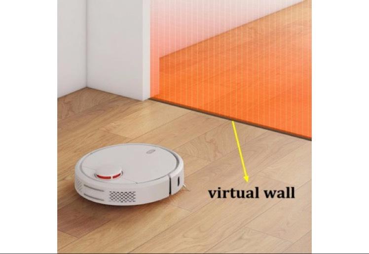 Original Xiaomi Mi Robot Virtual Wall for Robotic Vacuum Cleaner