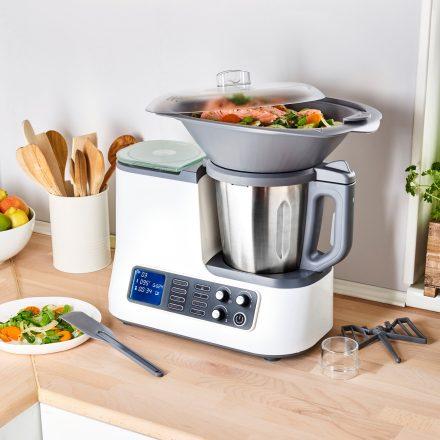 Aldi-Nord Küchenmaschine mit Kochfunktion & App Steuerung / Thermomixklon