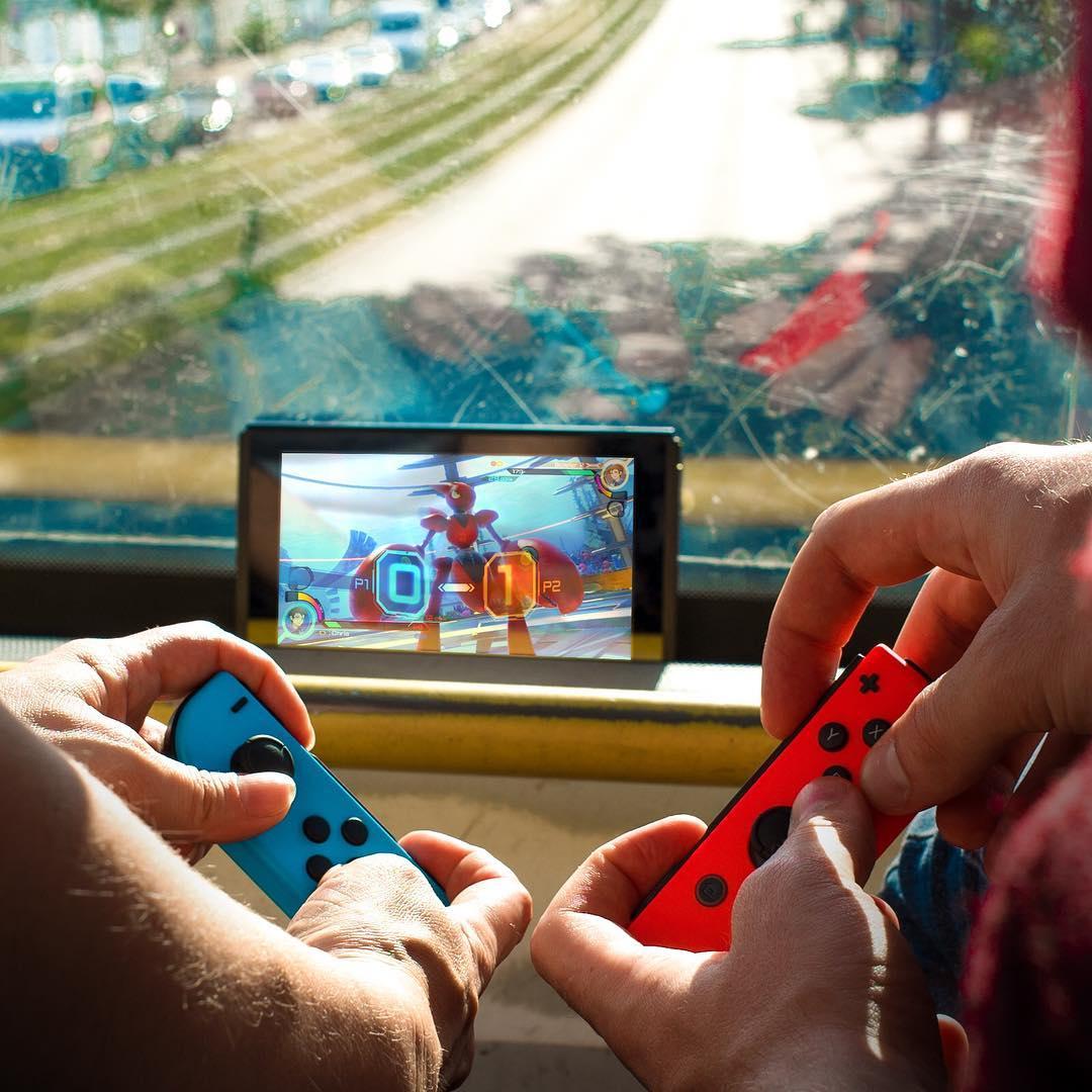 Nintendo Switch für 296,10.-