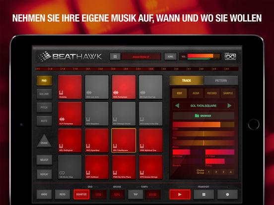 BeatHawk kostenlos statt 10,99€ für [iOS]