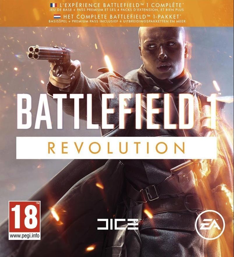 Battlefield 1 Revolution Edition PC (Origin) [Instant-Gaming Keystore]
