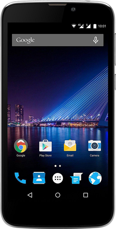 PHICOMM Clue 2S 16 GB Titanium Grau Dual SIM 30% Ersparnis@MM