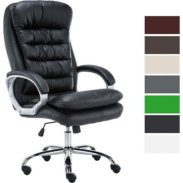 [Plus] XXL-Bürostuhl VANCOUVER, belastbar bis 235 kg, hochwertige Polsterung (viele Farben)