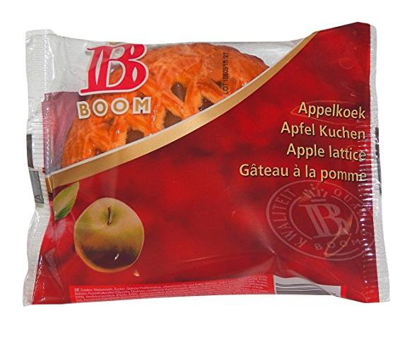 Boom Apfelkuchen 24 Stück á 100g für 10,05€ mit [Amazon Prime]