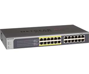 Netgear 24-Port Gigabit PoE Switch Managed (JGS524PE)