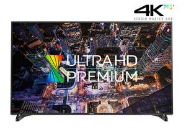 Panasonic 65 Zoll Direct-LED LCD Fernseher | DXW904 | Inputlag 37,7ms 120Hz 3D (aktiv) >1000 nits 4k HLG HDR10 Twin HD Triple Tuner VESA 400x400