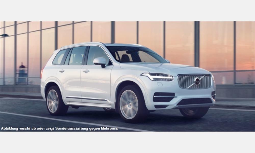 [Gewerbeleasing] Volvo XC90 D5 AWD 8-Gang Geartronic - 383,89€ inkl. MwSt. - 36 Monate - LF 0,62