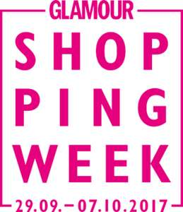 Glamour Shopping Week 2017/2