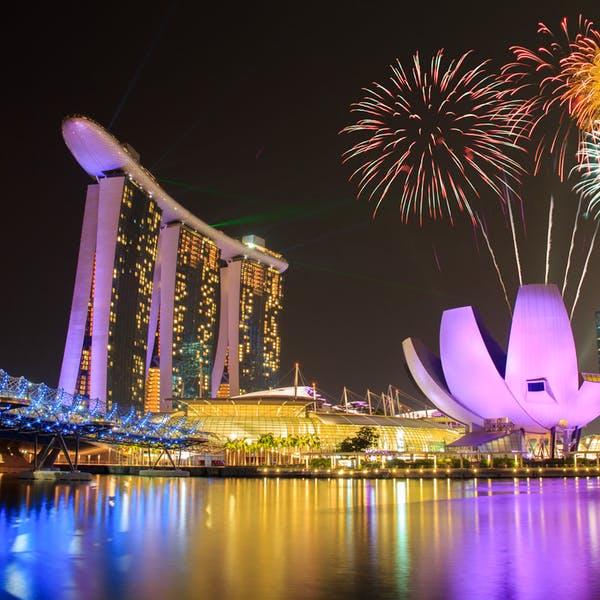 Flüge: Singapur [Oktober - März] - Von Amsterdam nach Singapur ab nur 377€ mit British Airways inkl. Gepäck