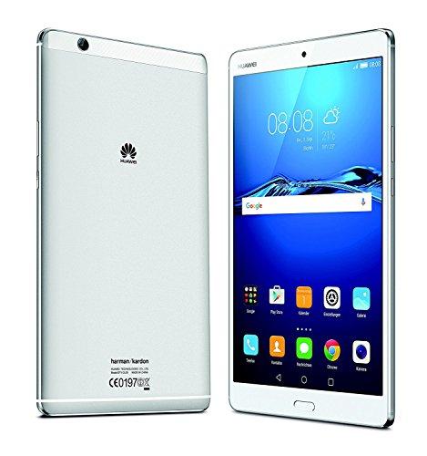 Huawei MediaPad M3  mit oder ohne LTE im Blitzangebot bei Amazon.de