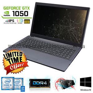 Clevo W650KJ1 Notebook (15,6'' FHD IPS matt, i5-6400, 8GB RAM, 120GB SSD M.2 [1x M.2 + 1x SATA frei], Geforce 1050 mit 4GB, WLAN ac + Gb LAN, USB Typ-C, FreeDOS) für 695€ [CEG]