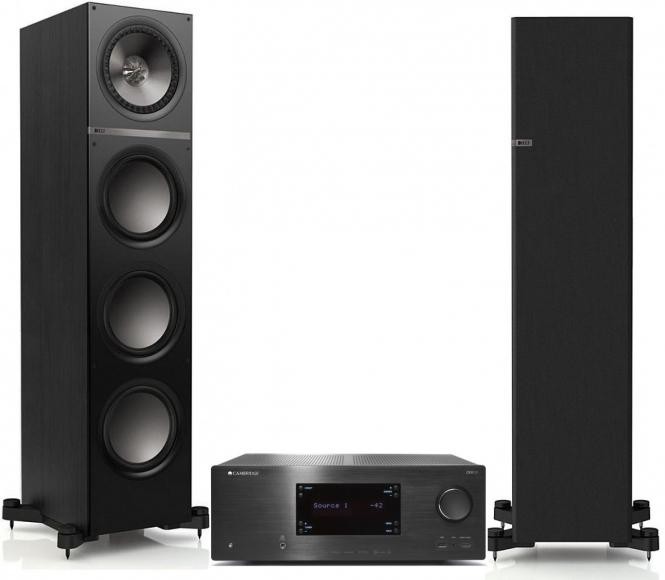 Bundle Cambridge Audio CXR 200 + KEF Q700