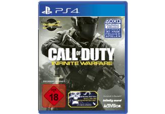 [Saturn/ Mediamarkt] Call of Duty®: Infinite Warfare (Day One Edition) - PlayStation 4 und Xbox One (Standard Edition) für je 9,99€ / 10,-€ bei Abholung