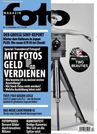 1 Jahr Foto Magazin im Abo für 85,20 € mit 80€ Amazon-Gutschein