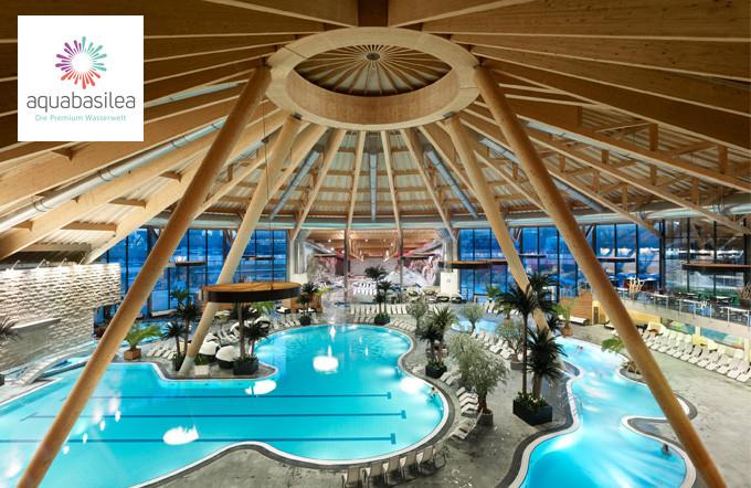 aquabasilea in Basel, Schweiz. Tageseintritt inkl. 3 Stunden Hamam.  50% Rabatt